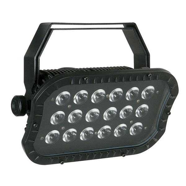 Led Flood Light Noise: Showtec Cameleon Flood Light 18/3 RGB IP65