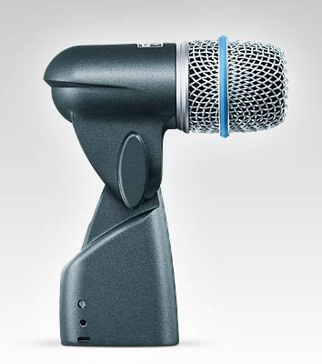 shure beta 56 a instrument dynamic supercardioid mic live sound microphones shure sound. Black Bedroom Furniture Sets. Home Design Ideas