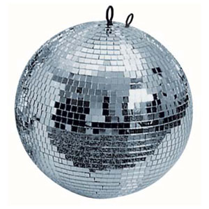 Showtec Mirrorball 75 cm 75 cm Mirrorball without motor | Lighting | Decorative LED Lighting | Showtec | Lighthouse Audiovisual UK